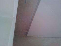 Ниша под гардину в натяжном потолке