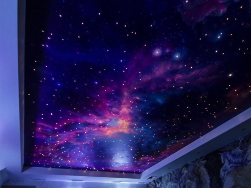 Как самому сделать многоуровневый потолок фото 827